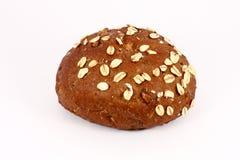 Pâtisserie avec des graines d'avoine Photographie stock