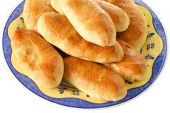 Pâtisserie cuite au four Photos stock