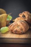 Pâtisserie cuite au four fraîche photographie stock libre de droits
