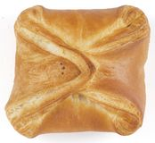 Pâtisserie danoise Images stock