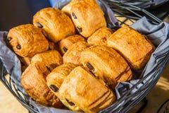 Pâtisserie danoise photographie stock libre de droits