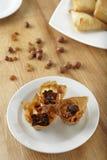 Pâtisserie de Filo Photos libres de droits