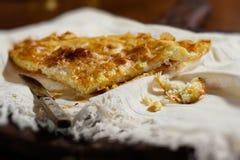 Pâtisserie de fromage images stock