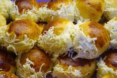 Pâtisserie de fromage image stock