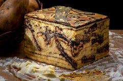 Pâtisserie de l'or de Cléopâtre photos stock