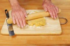 Pâtisserie de roulement Photo libre de droits