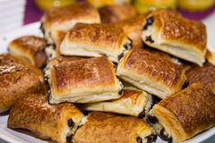 Pâtisserie douce Photos libres de droits