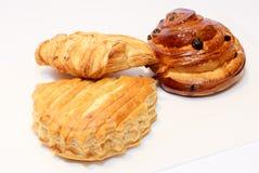 Pâtisserie en croissant Image libre de droits
