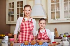 Pâtisserie faite maison Photos stock