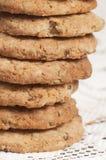 Pâtisserie (farine d'avoine) Images libres de droits