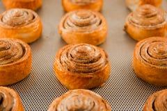 pâtisserie fraîche Photographie stock libre de droits