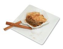 Pâtisserie grecque traditionnelle Photos stock