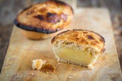 Pâtisserie leccese de Pasticciotto images libres de droits