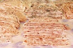 Pâtisserie spéciale turque Photos stock