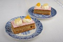 Pâtisserie traditionnelle néerlandaise Photo libre de droits