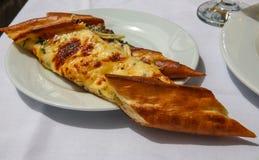 Pâtisserie turque de fromage Images stock