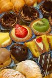 Pâtisseries Photo stock