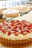pâtisseries Image libre de droits