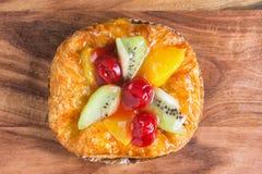 Pâtisseries danoises Photo stock