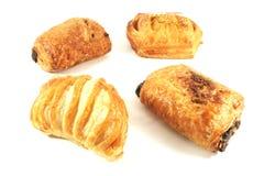 Pâtisseries danoises assorties image libre de droits
