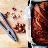 pâtisseries de bonbon à écrou Photo libre de droits