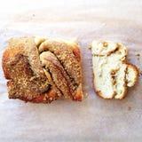 pâtisseries de bonbon à écrou Photos stock
