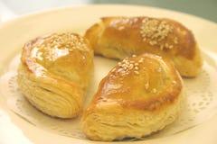 Pâtisseries de Chinois de Sui de char Images stock