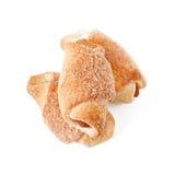 Pâtisseries douces Photos libres de droits