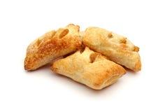 Pâtisseries douces faites maison Image libre de droits