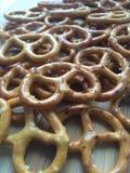 Pâtisseries et biscuit de montagne de bagels Photo stock