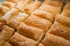 Pâtisseries fraîches Photos stock