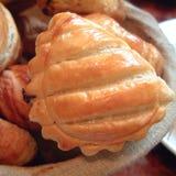 pâtisseries fraîches françaises Photos libres de droits