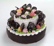 Pâtisseries, gâteau, savoureux, doux Images libres de droits