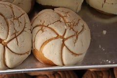 Pâtisseries mexicaines avec le glaçage blanc Photo libre de droits