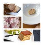 Pâtés и деликатесы Стоковая Фотография