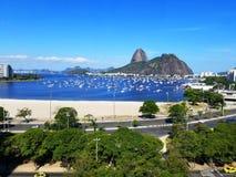 Pão De Açúcar, Rio De Janeiro, Brazylia Zdjęcia Stock