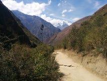 Pérou 2016 Arkivbilder