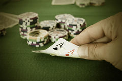 Póker Stock Photography