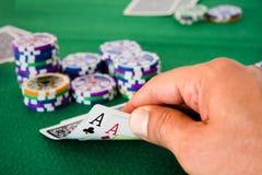 Póker Stock Image
