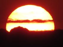 PÃ'r делает Sol стоковое фото