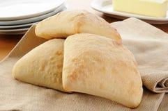 Pães do artesão Imagens de Stock