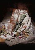 pão abençoado Imagem de Stock Royalty Free
