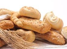 Pão - ajuste imagem de stock