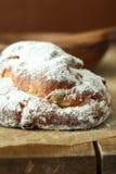 Pão alemão do Natal Imagem de Stock