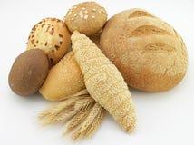 Pão Assorted Foto de Stock