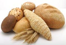 Pão Assorted fotografia de stock