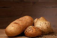 Pão branco Imagem de Stock