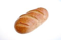 Pão branco fresco Fotografia de Stock