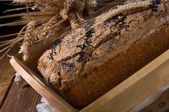 Pão caseiro foto de stock