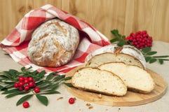 Pão caseiro Imagem de Stock